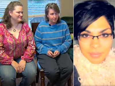 WATCH: Son of Lesbian Moms Not Welcome at Texas Preschool ... Or Is He?