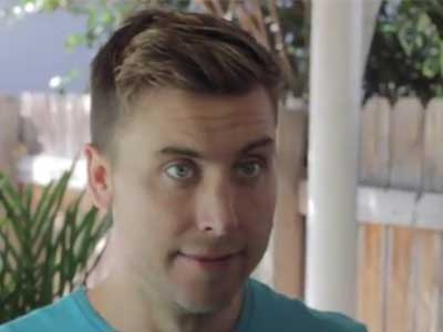WATCH: Not Looking Episode 4 With Lance Bass