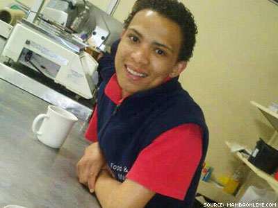 Gay South African Brutally Murdered