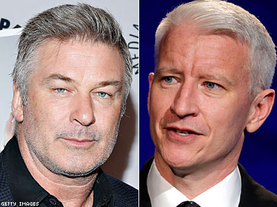 WATCH: Anderson Cooper on Alec Baldwin's Antigay Remarks