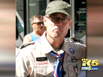 BSA Bans Gay Scoutmaster