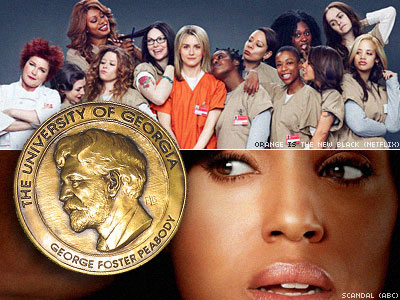 Orange Is the New Black, Scandal Among Peabody Recipients