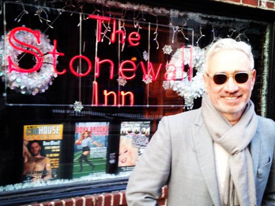 Out Filmmaker Roland Emmerich to Direct Stonewall