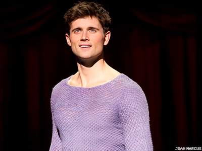 First Look: Kyle Dean Massey inPippin