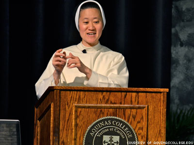 Parents Outraged by Presentation From Catholic Nun