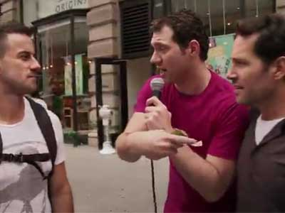 WATCH: Would You Have Sex With Paul Rudd for a Dollar?