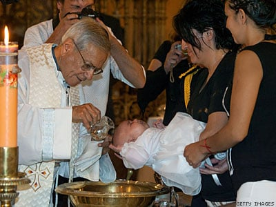Catholic Archbishop OK's Baptism of Lesbian Couple's Child