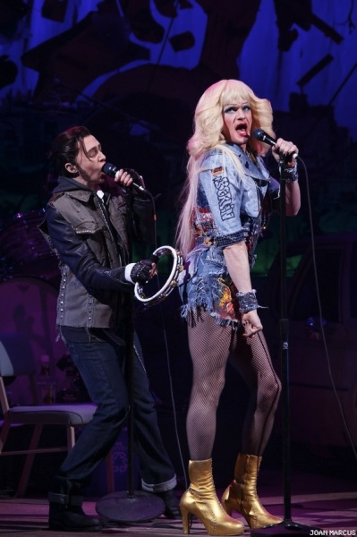 PHOTOS: NPH And The Cast of Hedwig
