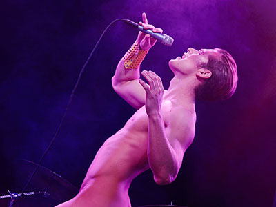 PHOTOS: Broadway Bares Rocks Hard