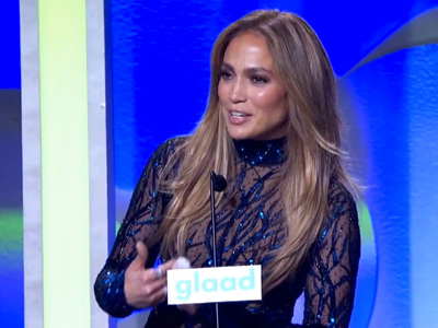 WATCH: Jennifer Lopez Opens Up About Her Lesbian Aunt