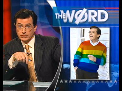 Our Favorite Colbert Moments