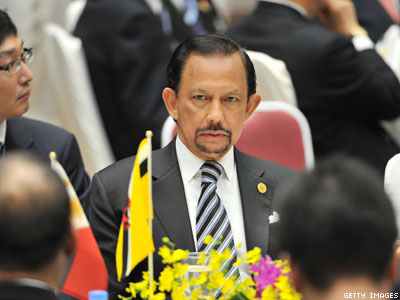 Brunei Brings Back Death by Stoning