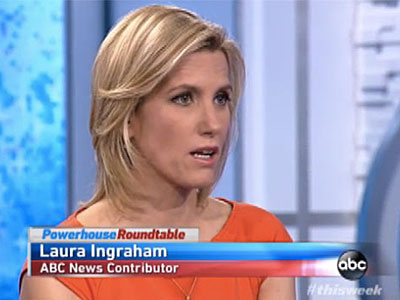 New ABC Talker Laura Ingraham Has Antigay Record