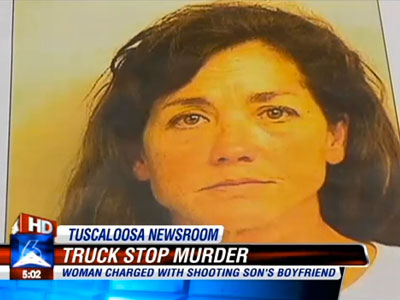 WATCH: Ala. Woman Charged With Murder of Son's Boyfriend