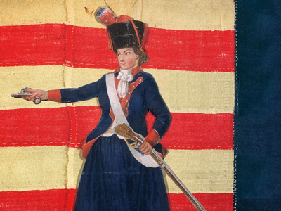Was America's First Female Soldier Also LGBT?