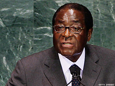 Zimbabwe's President Threatens to Deport LGBT-Supportive Diplomats