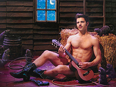 In the Galleries: Pierre et Gilles' 'Heros'