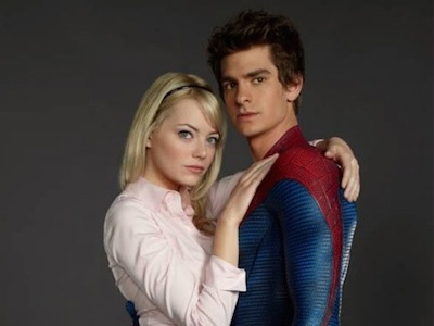 WATCH: Emma Stone Scolds Andrew Garfield Over Sexist Spider-Man Comments