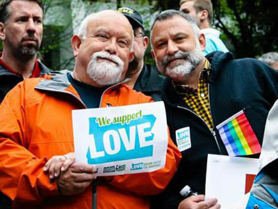 Oregon Marriage Ban Goes to Court Today, Without NOM's Defense