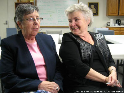 S.D. Lesbians Prepare to Marry, Sue State for Recognition