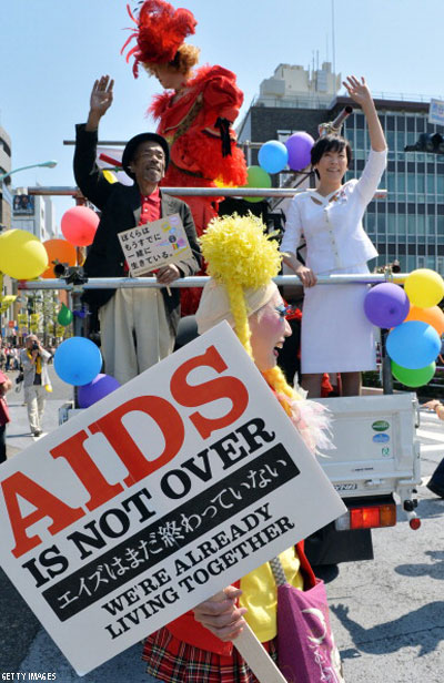 Japan's First Lady Shines At Tokyo Pride