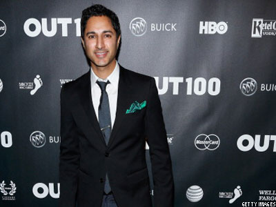 Out Actor Maulik Pancholy Named To White House Commission