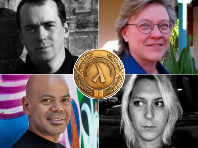 Lambda Literary Foundation Honors Four Prominent LGBT Writers