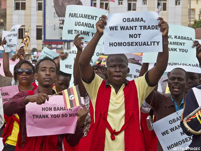 New Ugandan Law to Crack Down on NGOs 'Promoting Bad Homosexuality'