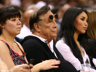 Clippers Owner Don Sterling Banned For Life Over Racist Comments