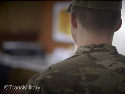 TransMilitary Documentary Launches Crowdfunding Effort