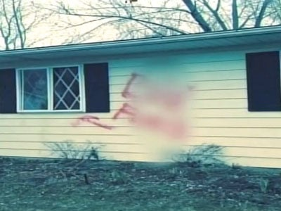 WATCH: Out Teen's Home Vandalized With Antigay Slur
