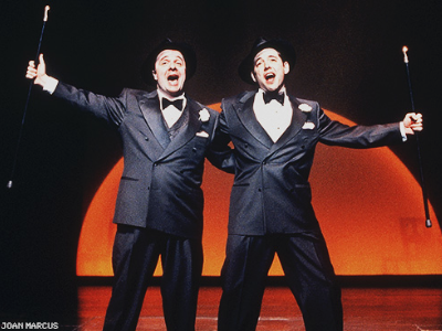 Nathan Lane and Matthew Broderick Will Reunite on Broadway