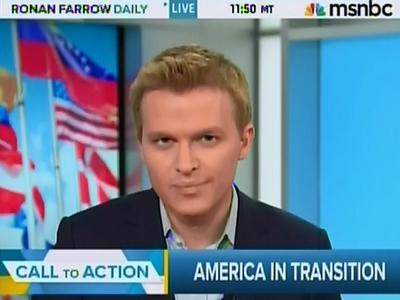 WATCH: Ronan Farrow Hits Back Against Transphobic Repeal Effort