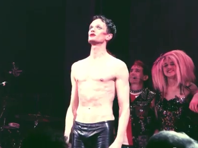 WATCH: NPH Celebrates Hedwig's Big Opening