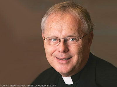Catholic Priest Challenges Church on Hostility to Gays