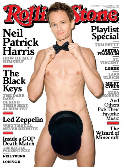 The 10 Most Legendary NPH Magazine Covers