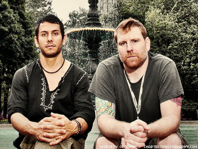 Metal Band Cynic's Paul Masividal and Sean Reinert Come Out as Gay
