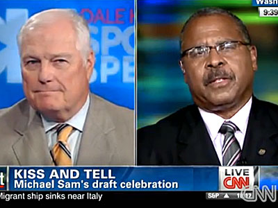 WATCH: Critique and Defense of Michael Sam on CNN, Plus a History Lesson