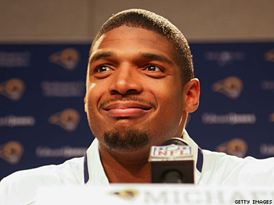 WATCH: Michael Sam Ready to Take Down Haters on the Field