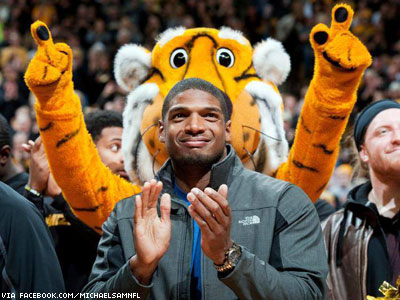 Michael Sam Gets Documentary Series on OWN