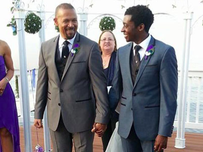 Kinky Boots Stars Tie the Knot on Paid Vacation