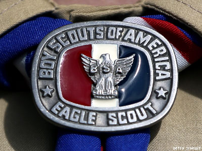 Gay Eagle Scout Demands Amazon Cut Ties With BSA