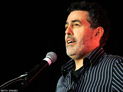 Adam Carolla Claims Gay Mafia Runs Hollywood, Says He's Not Antigay