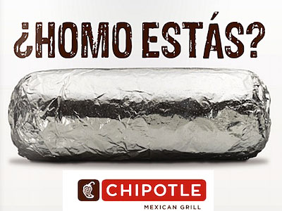 Chipotle Courts Controversy With Pro-Gay and Antigun Stances