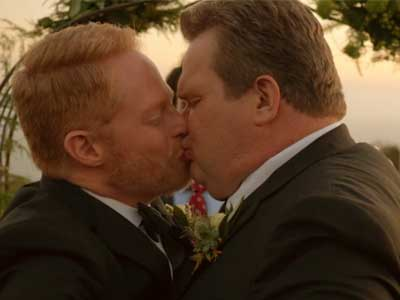 WATCH: It Finally Happened For Mitch and Cam on Modern Family