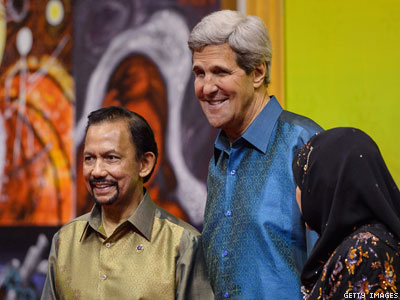 Lawmakers Urge U.S. to Stand Against Brunei's Antigay Penal Code