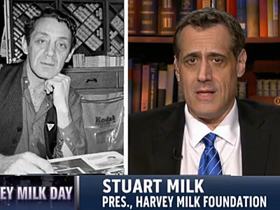 WATCH: Harvey Milk's Nephew on Progress and the Road Ahead