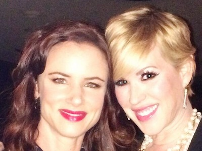 Molly Ringwald and Juliette Lewis Join Jem Cast