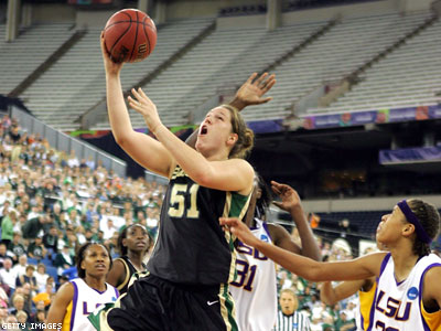 Emily Nkosi, Like Griner, Says Baylor Was a Homophobic Environment