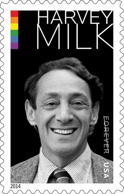 Antigay Group: Return Harvey Milk Stamp to Sender